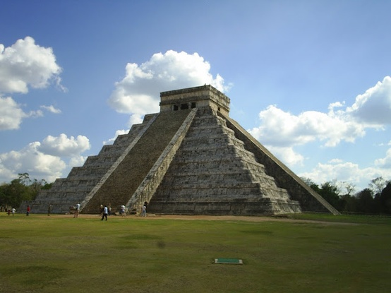 Photo:  Chichen Itza, Yucatan, Mexico